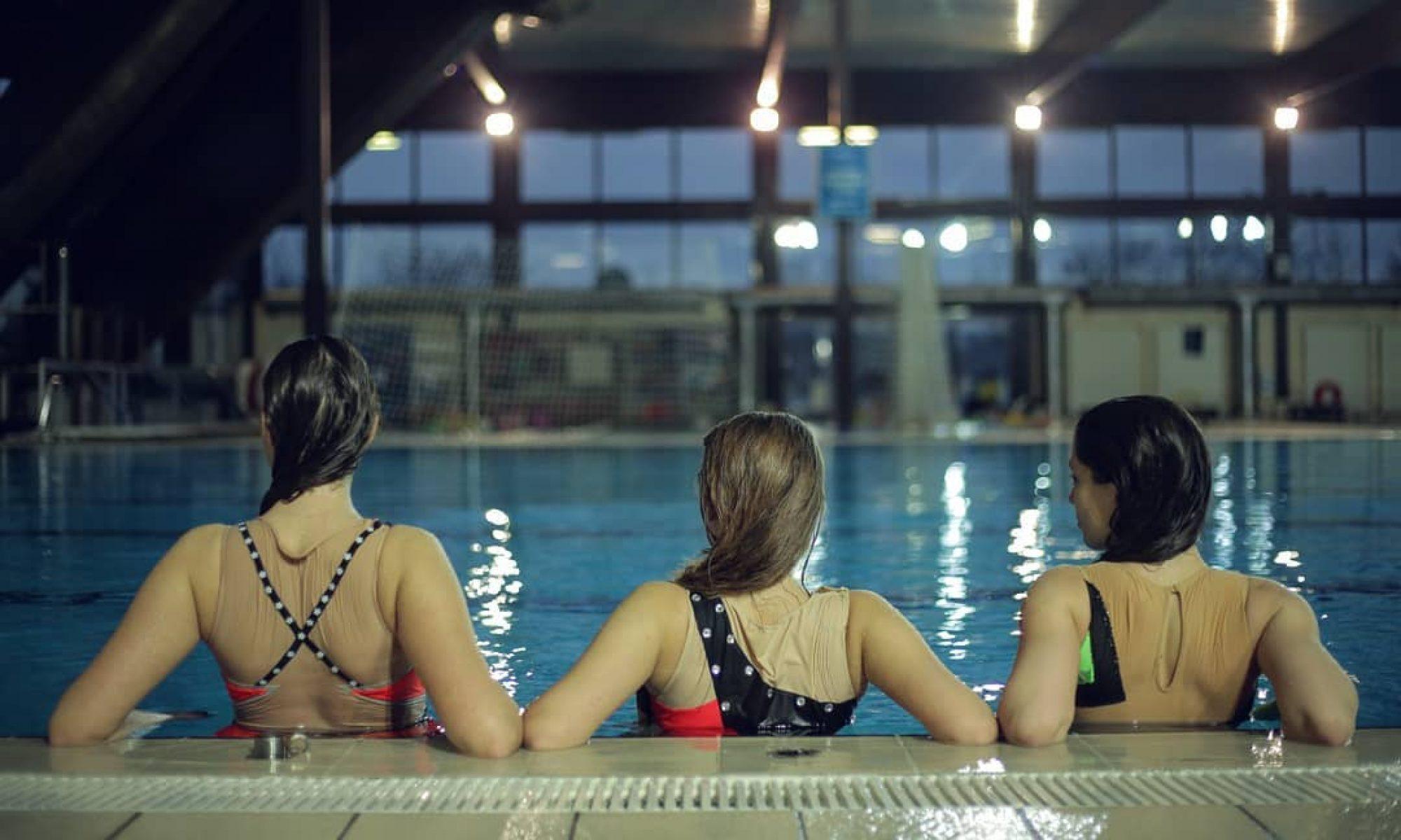 Klub za umetničko plivanje 11. april